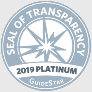 2019 Seal of Transparency from GuideStar